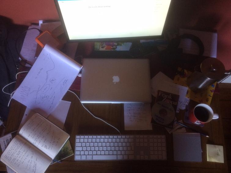 my desk 2017